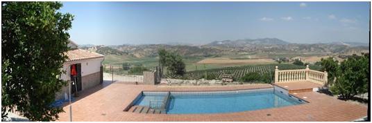 Alquiler Casa Rural Olvera