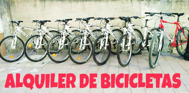 alquiler de bicicletas olvera coripe via verde