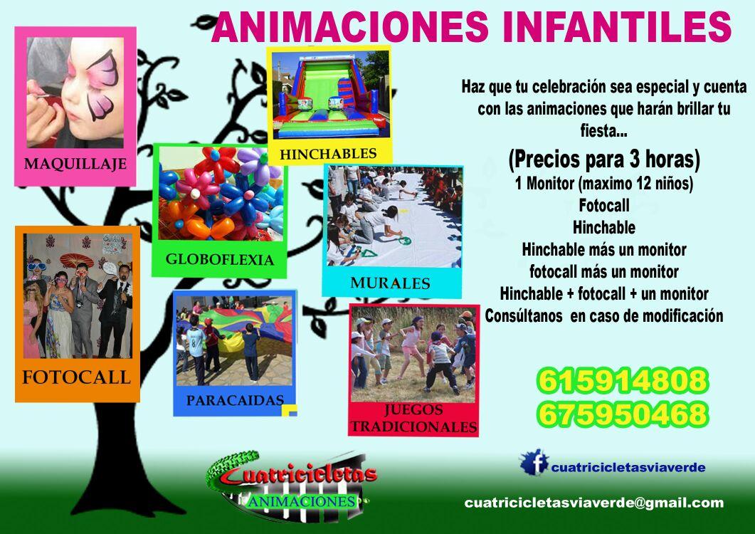 Fiestas de Animacion Cadiz